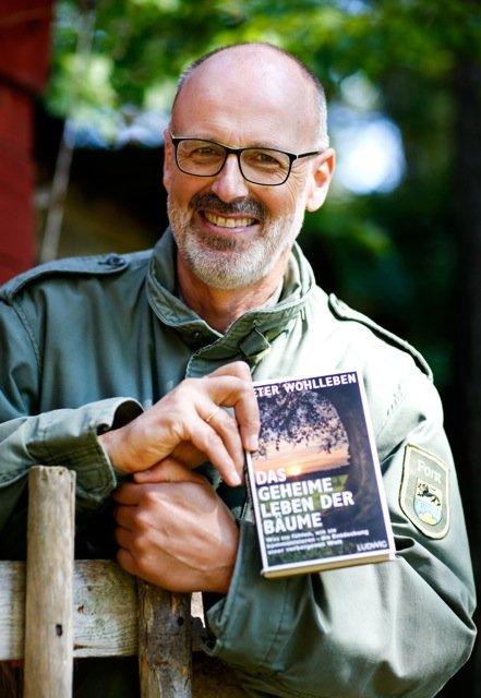 Förster und Bestseller-Autor: Peter Wohlleben