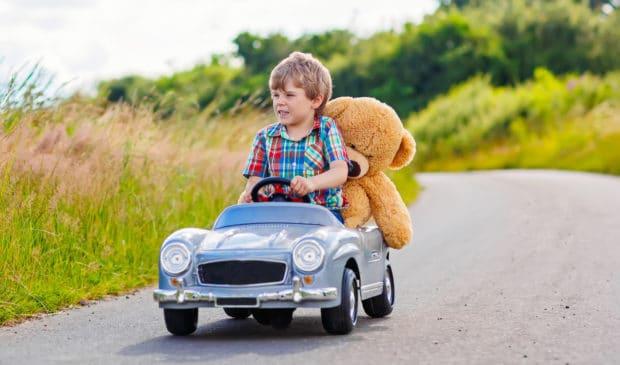 Eine glückliche Kindheit ist Basis für vieles im Leben.