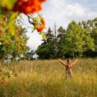 Clemens Arvay genißet die Natur
