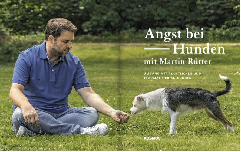 Angst bei Hunden - Martin Rütter erklärt