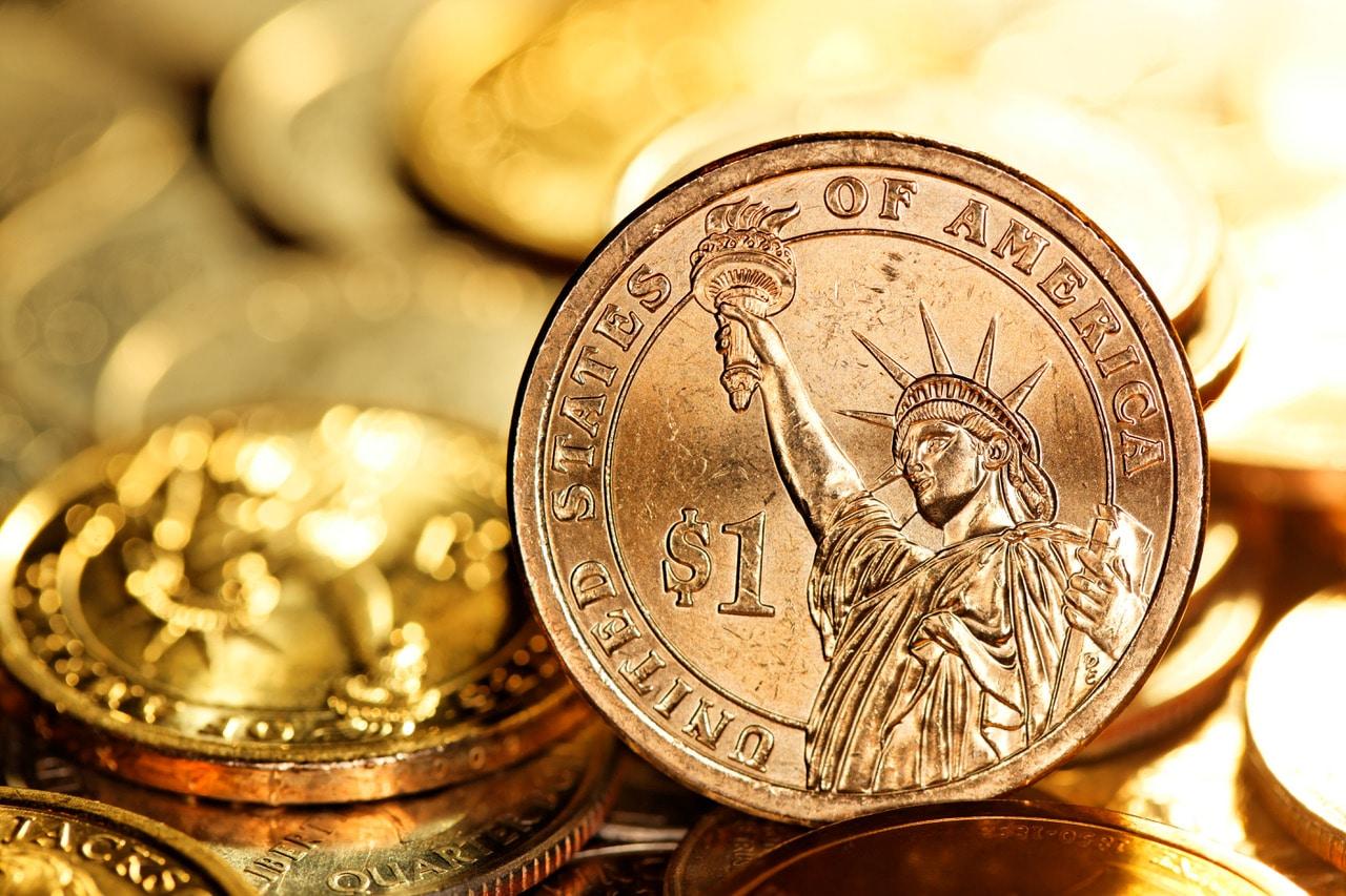 Münzhall, auf den Spuren des Dollars (© Shutterstock)