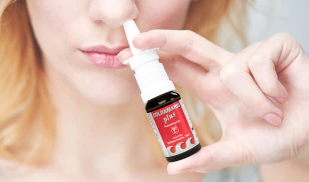 Studie: Nasenspray aus Rotalge senkt das Risiko für Corona